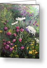Nova Scotia Wildflowers Greeting Card