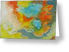 Nuages Greeting Card