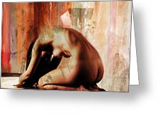 Nude 031g Greeting Card