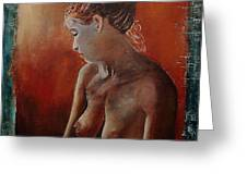 Nude 569022455 Greeting Card