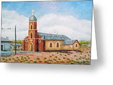 Nuestra Senora De Refugio Greeting Card