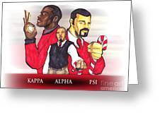 Nupes R' Us Greeting Card