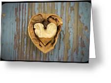 Nutty Love Affair Greeting Card