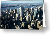 Nyc 1 Greeting Card