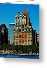 Nyc 1044 Greeting Card