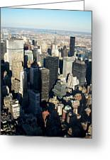 Nyc 3 Greeting Card