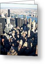 Nyc 4 Greeting Card
