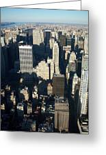 Nyc 5 Greeting Card