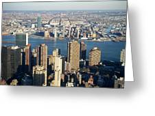 Nyc 6 Greeting Card