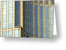 Nyc Architecture Greeting Card
