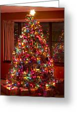 O Christmast Tree Greeting Card
