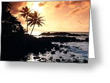 Oahu, North Shore Greeting Card
