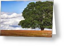 Oaktree Greeting Card