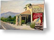 Oakville Crossroads Greeting Card