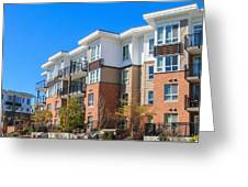 Oakville Property Management Greeting Card