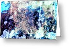 Obscured By Clouds Greeting Card