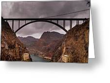 O'callaghan-pat Tillman Memorial Bridge Greeting Card