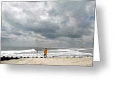 Ocean 17 Greeting Card