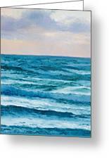 Ocean Art 2 Greeting Card