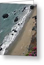 Ocean Breeze Greeting Card