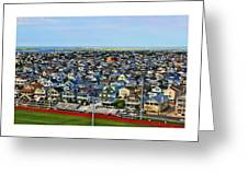 Ocean City New Jersey Greeting Card