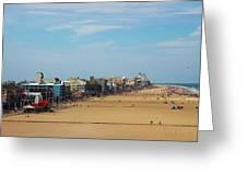 Ocean City Greeting Card