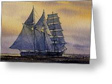 Ocean Dawn Greeting Card