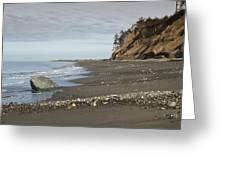 Ocean Front View Greeting Card