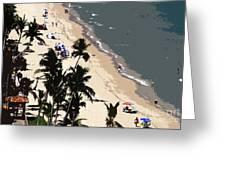 Ocean Paradise Greeting Card