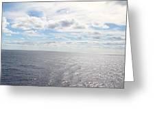 Ocean Peace  Greeting Card