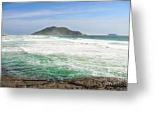 Ocean Relax Greeting Card