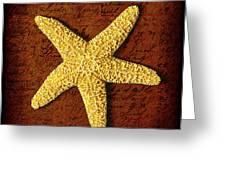 Ocean Relic Greeting Card
