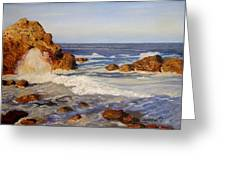 Ocean Rock Greeting Card