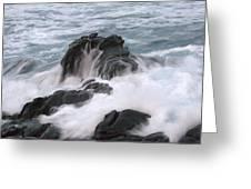 Ocean Sent Greeting Card