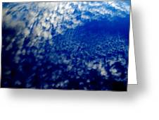 Ocean Sky Greeting Card