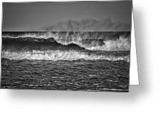 Ocean Spray Greeting Card