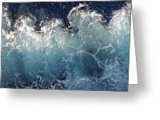 Ocean Spray Greeting Card