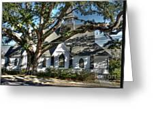Ocean Springs Church Greeting Card