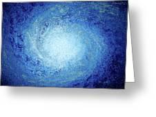 Ocean Storm Greeting Card by Daniel Lafferty