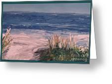 Ocean Trail Greeting Card