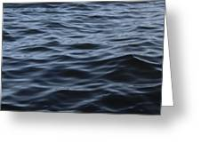 Ocean Water Greeting Card