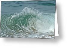 Ocean Wave 3 Greeting Card