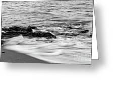 Ocean Wave Greeting Card