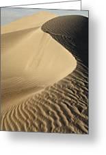 Oceano Dunes II Greeting Card