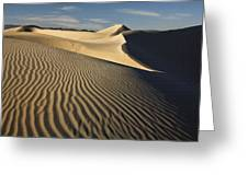 Oceano Dunes Greeting Card