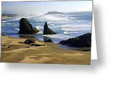 Oceanscape Greeting Card