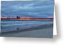 Oceanside Greeting Card
