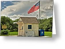 Ochopee Florida Post Office  Greeting Card