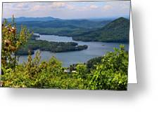 Ocoee Lake 2 Greeting Card