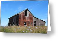 Odell Barn I Greeting Card